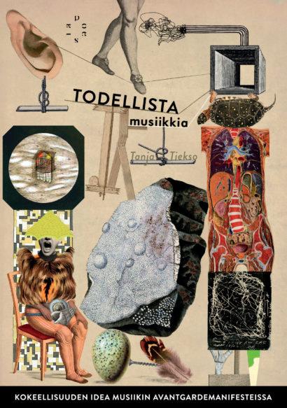 tiekso-tanja_todellista-musiikkia_kansi