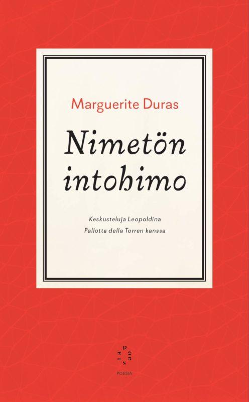 marguerite-duras_nimeton-intohimo_kansi