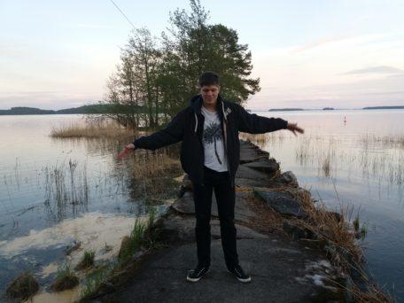 Lauri Hei. Kuva Mirva Liimatta 2019