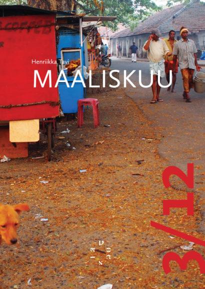 Tavi-Henriikka_03-12-Maaliskuu_kansi