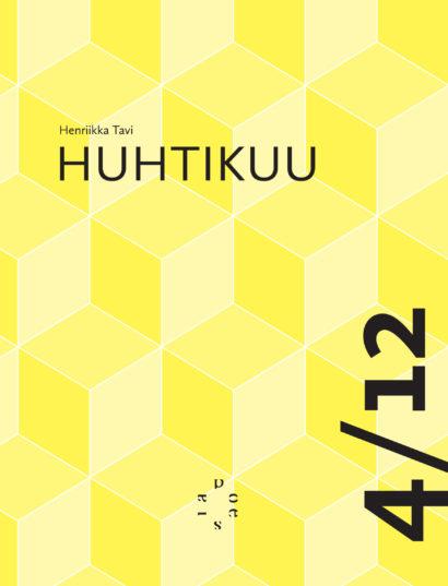 Tavi-Henriikka_04-12-Huhtikuu_kansi